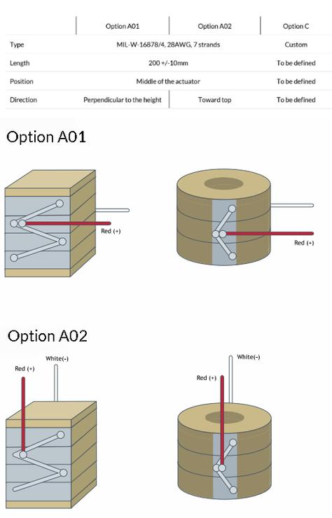 wiring options for noliac actuators noliac your piezo partner rh noliac com wiring options for 5 way super switch wiring options for switch-outlet combo