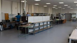 Expansion of European piezo facilities