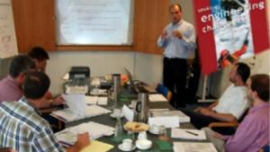 Piezo technology course with Heinmade held in the Netherlands October 8