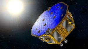 Noliac piezo benders in space