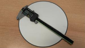 Largest piezo components to date from Noliac