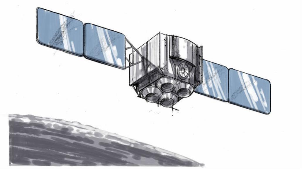 Micro-thrusters for satellites