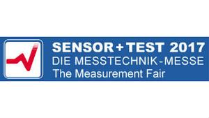 Sensor+Test 2017 in Nürnberg, Germany, May 30-31