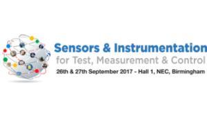 Sensors & Instrumentation in Birmingham, September 26-27
