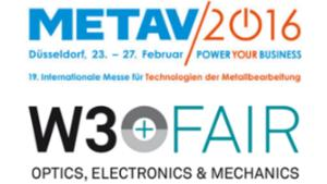 Meet Noliac at Metav and W3+FAIR in Germany